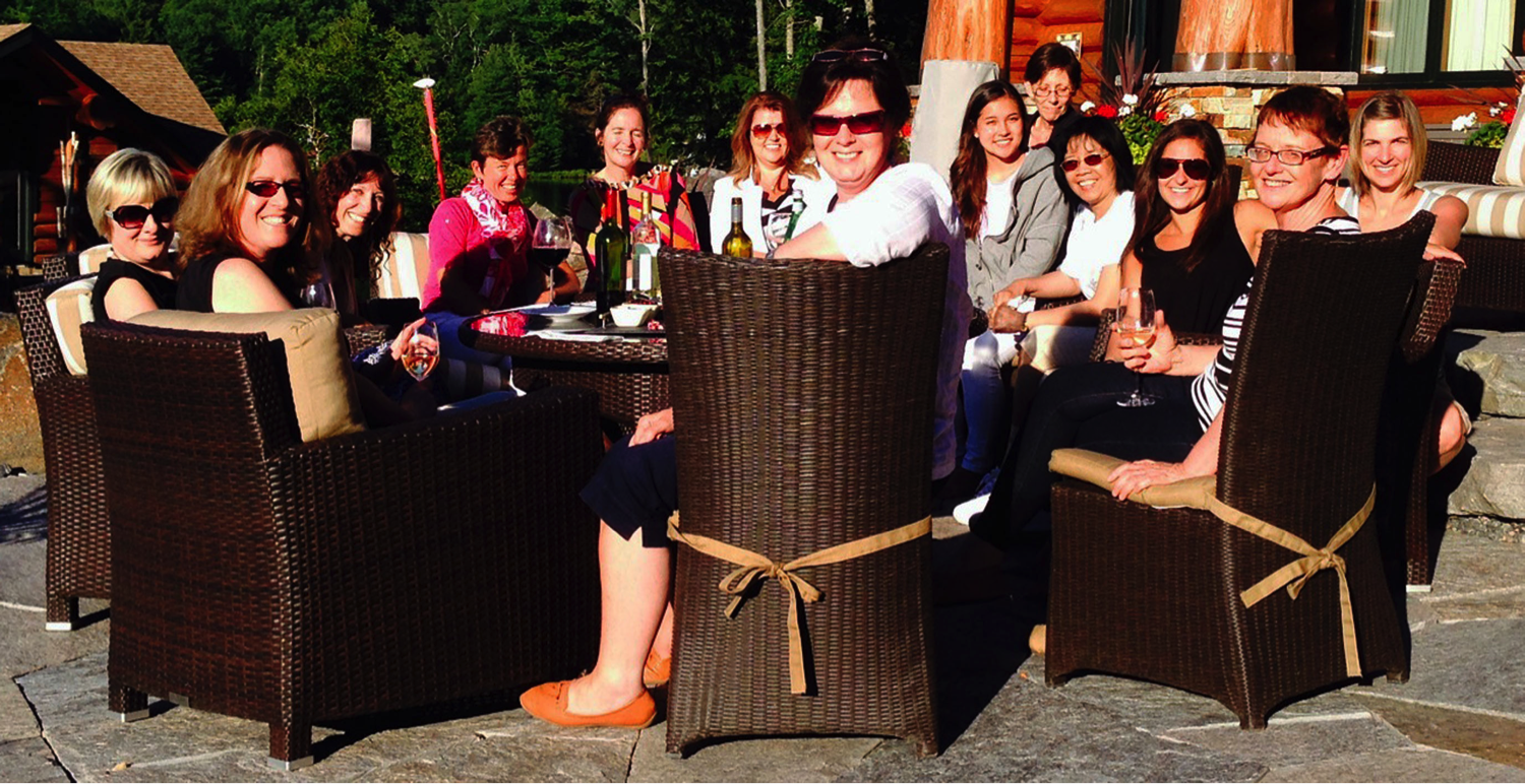 3W retreat july 2014