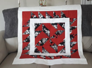 Quilts from caring hands